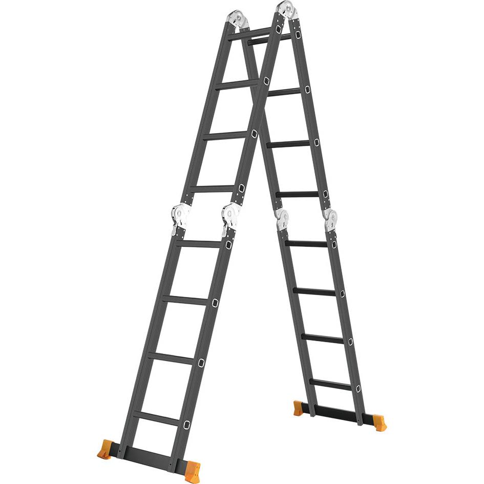 Aluminium Folding Multipurpose Ladder