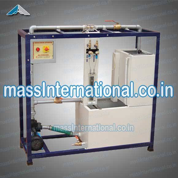 Orificemeter Apparatus  (FM-03 )