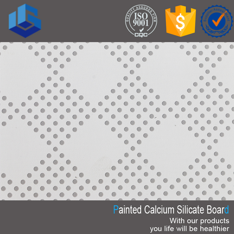 Decorative Calcium Silicate Panel