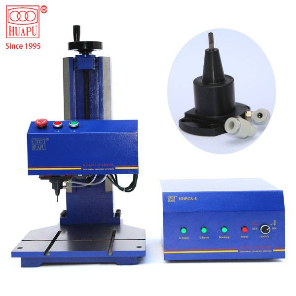 Low Noise and Continuous Engraving Machine for Motorcycle Parts