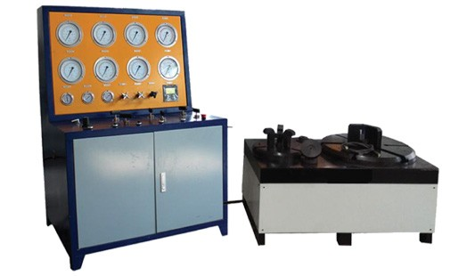 Supporting systems_Portable Testing&Calibration Equipment for PSV, SMC Tank