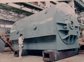 QFW series steam turbine generator
