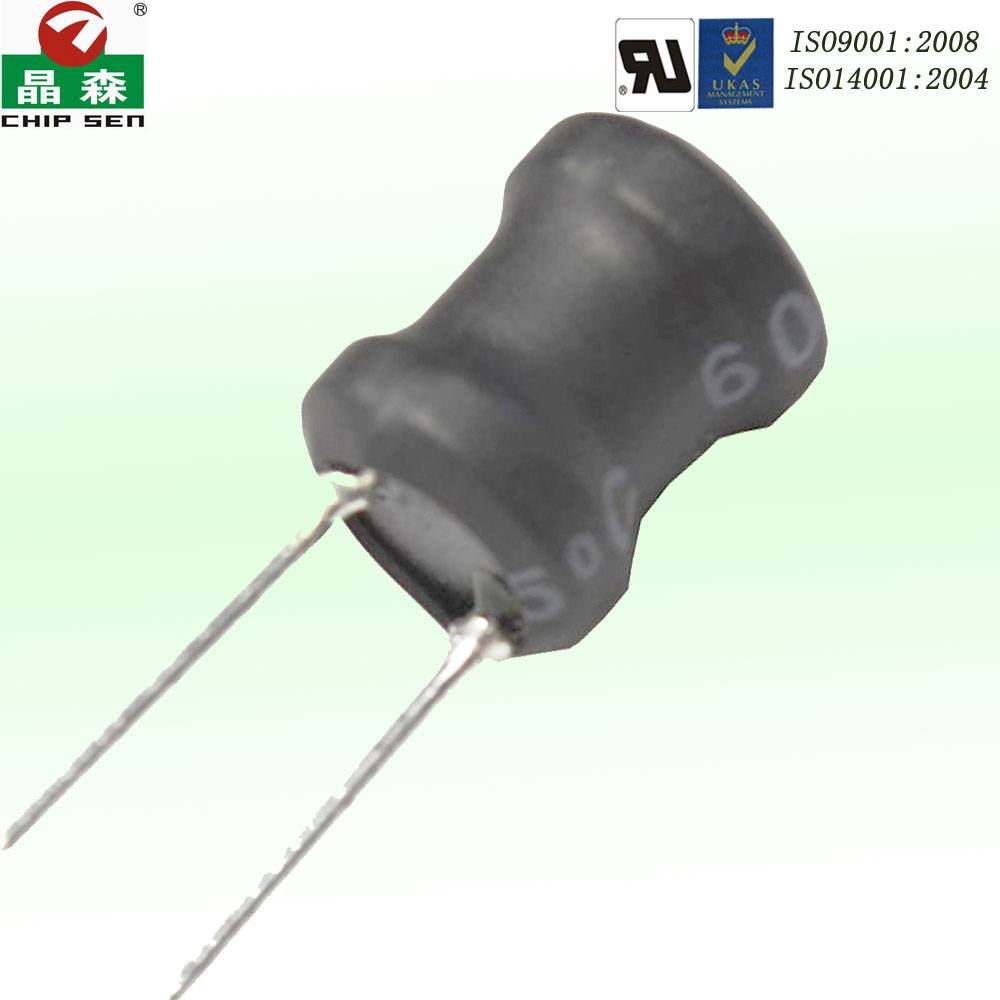 Chipsen Radial Peaking Inductors With RoHS Report(10uH~47mH)
