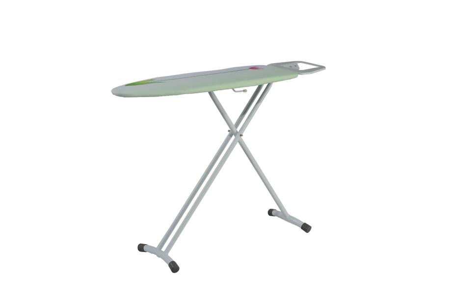 FT-13 Folding Ironing Board with Beautiful Cover
