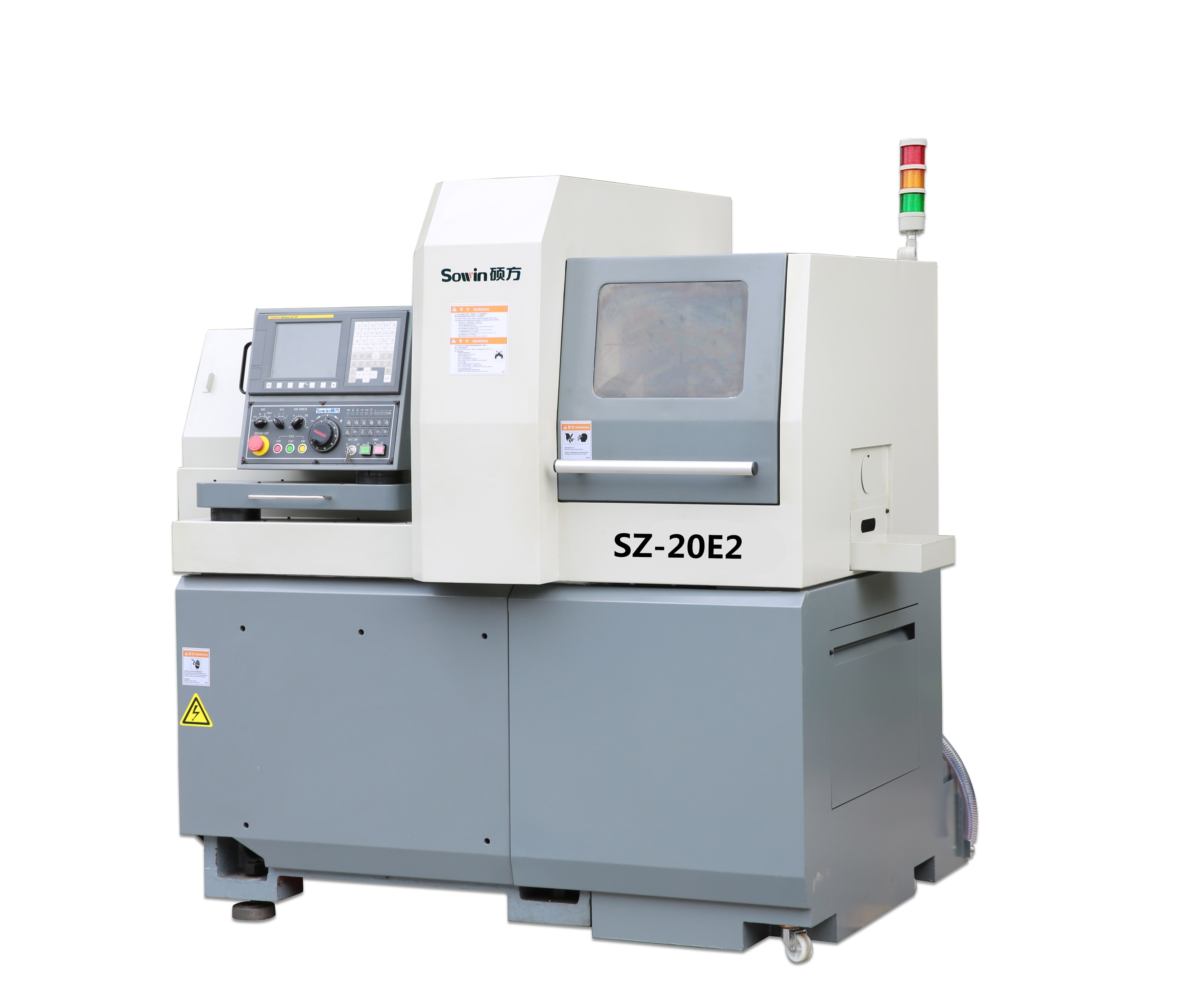 China CE Certificate High Rigidity 3 Axis 20mm single Spindle CNC Bar Automatic Swiss Type Lathes