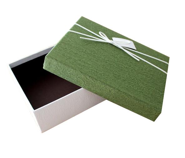 custom high-end gift box for tea packaging