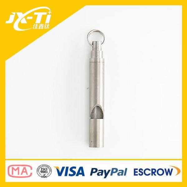 Titanium rescue Whistle