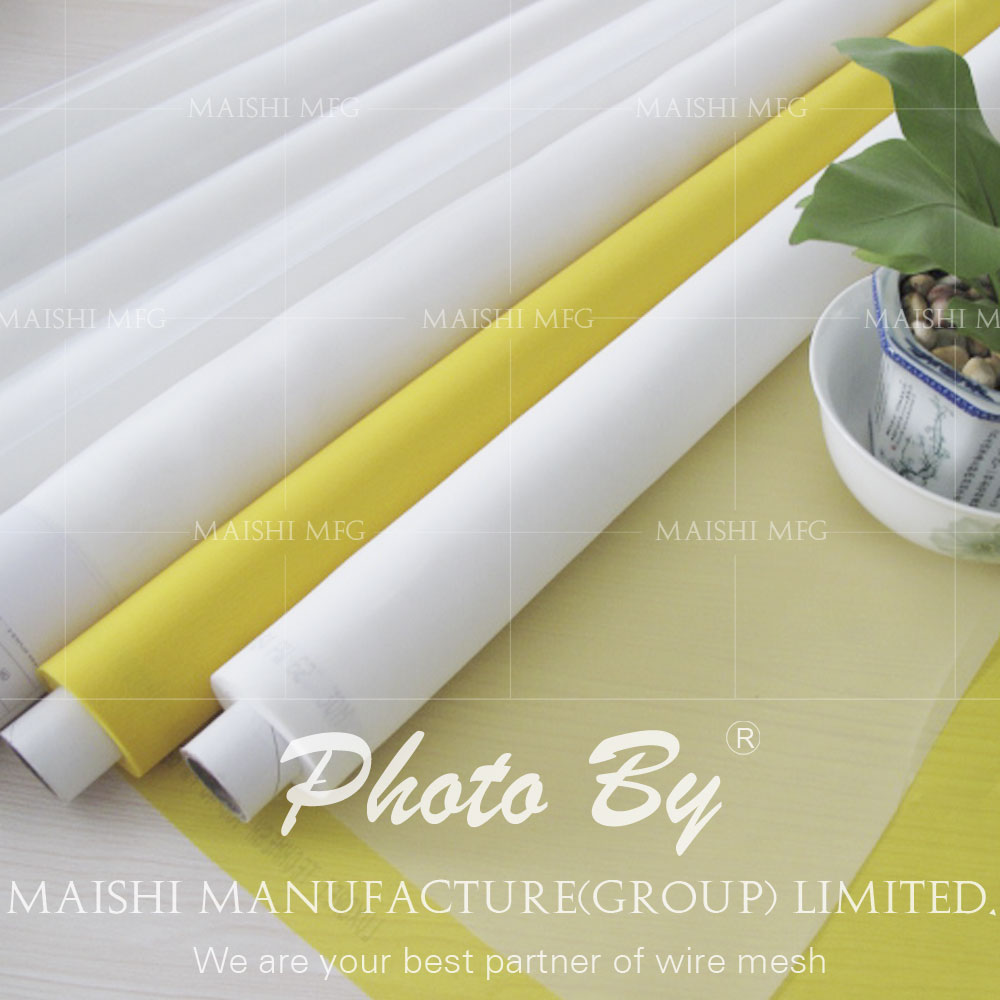 Poly Mesh For Screen Printing