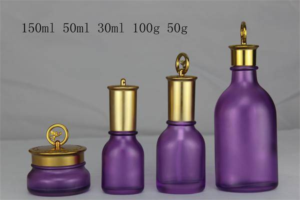 selling empty bottles and jars for cosmetic packaing made in china