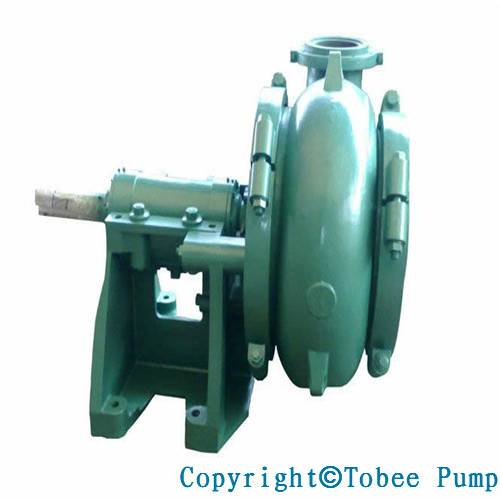 electric dry sand suction dredge and gravel pump for mining