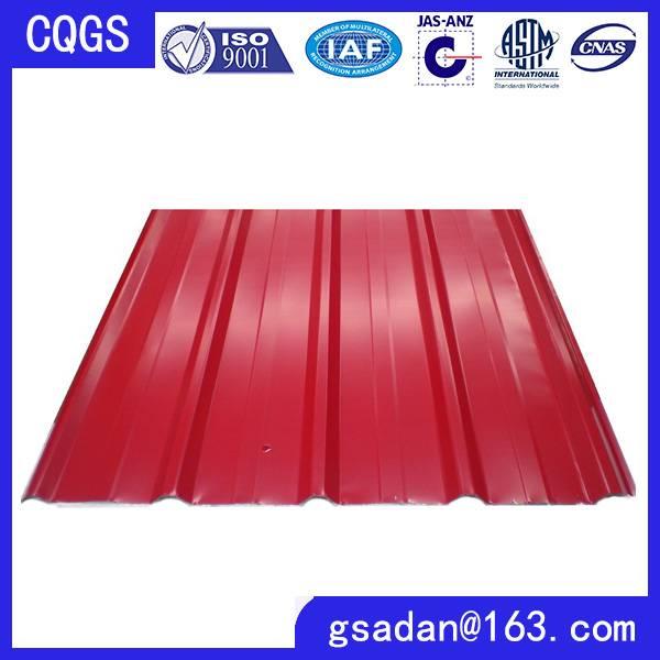 long span aluminium roofing sheet