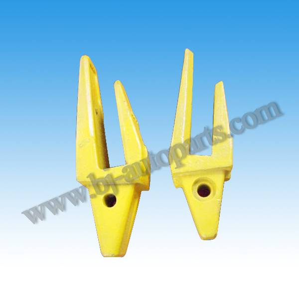 Long-lasting bucket teeth for komatsu excavator /digger  can use 45days continuously