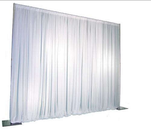 Wedding pipe and drape pipe and drape rental