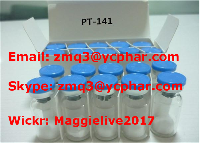 Peptides PT141 Acetate White Powder CAS 32780-32-8
