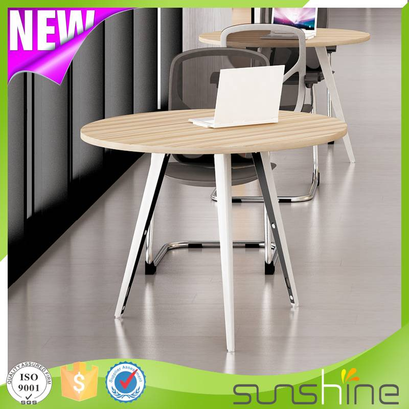Sunshine Office Furniture Metal Frame Negotiation Table Meeting Table ZS-1200