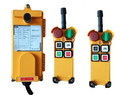 F21-2s industrial remote controls