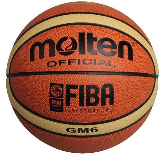 Molten GM6 basketball WNBA basketball size6 basketball