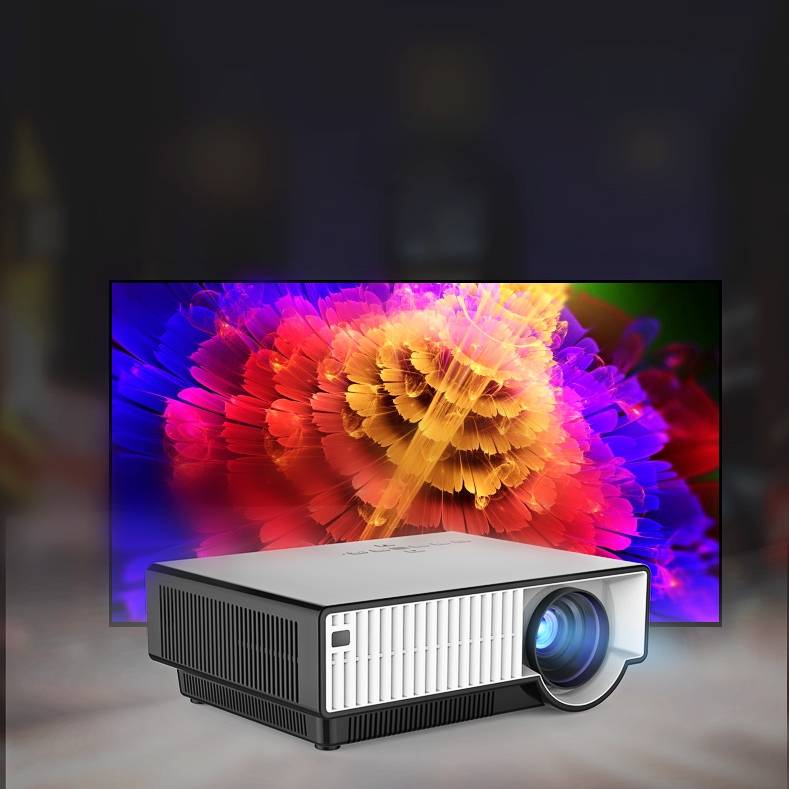 simplebeamer W310 led full hd Projector