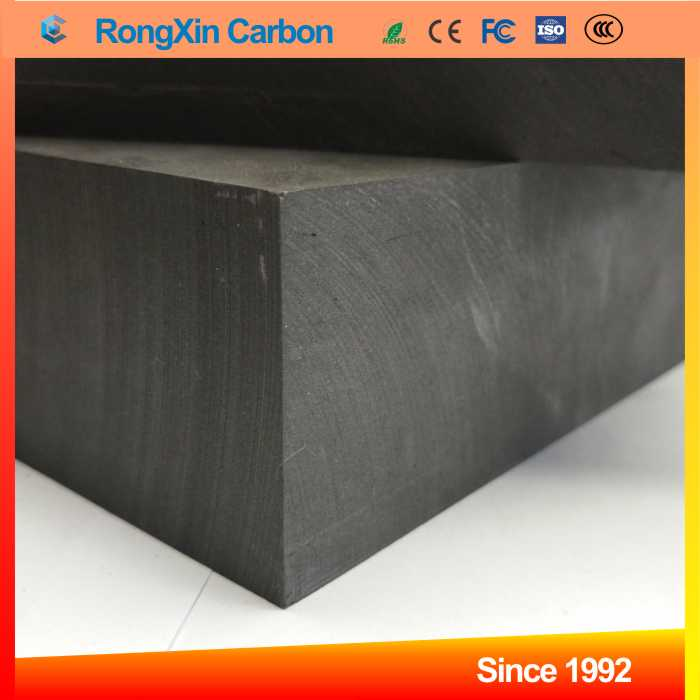 Graphite Refractory Bricks/Isostatic Graphite Block