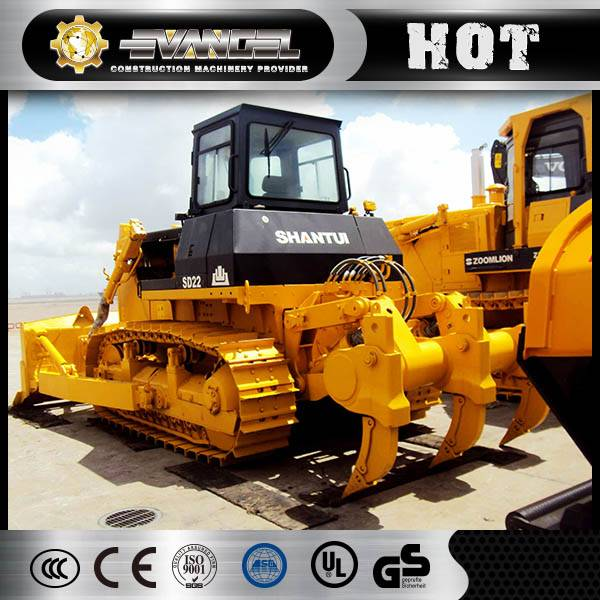 2015 SHANTUI 220hp crawler bulldozer moving type SD22