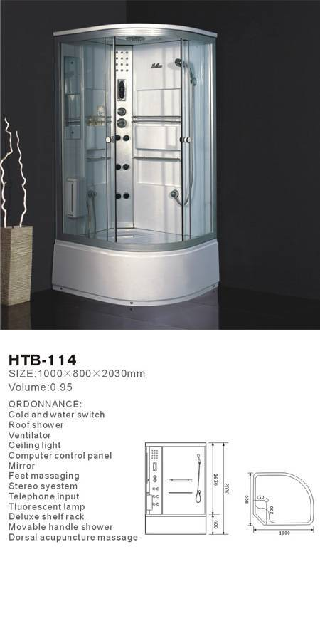 supply AILISI HTB-114 shower room