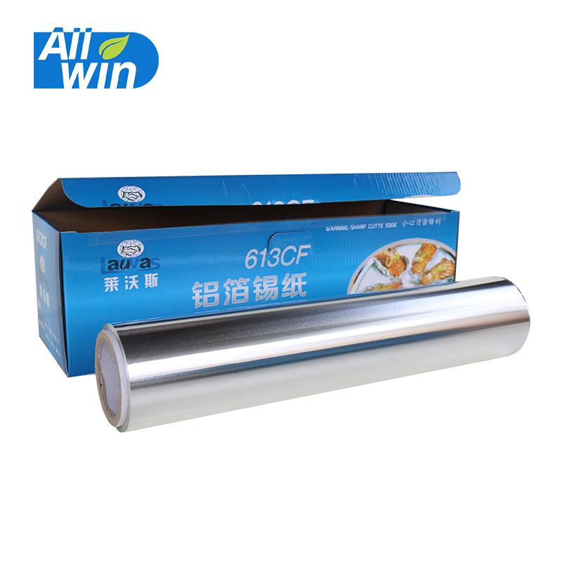 household online shopping Aluminum foil roll ( SGS ,FDA Certificate )