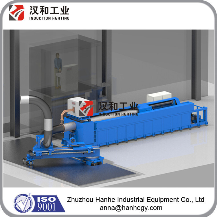 Induction Pipe Bending Machine with CNC Control System