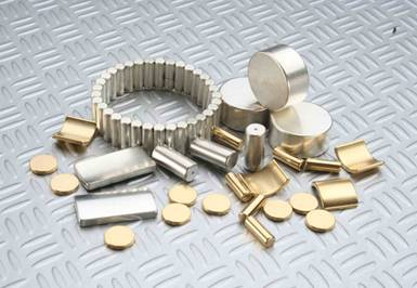 China Strong NdFeB Magnet, Rare Earth Magnet