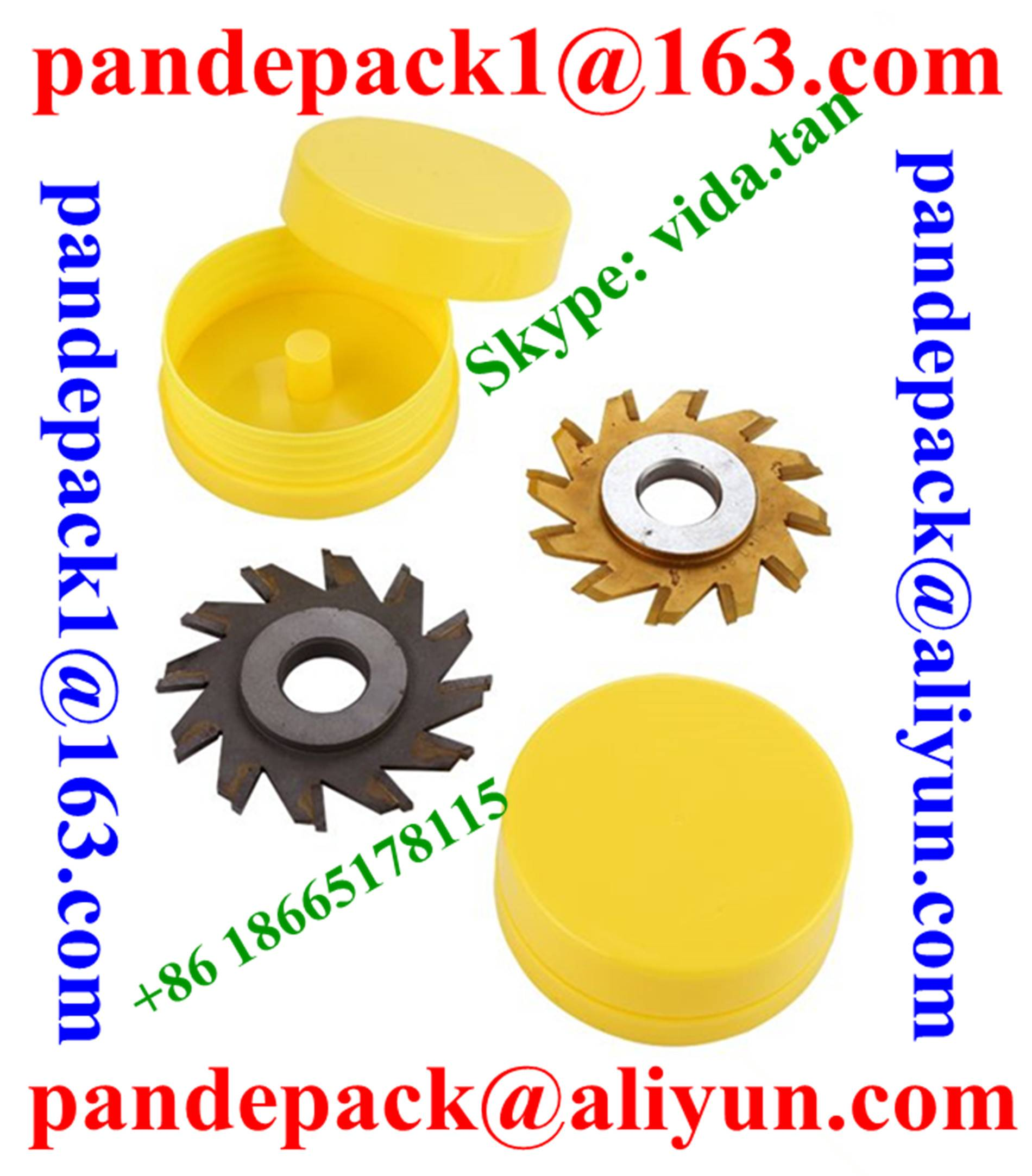 Sell Pack for Wood Working Trimming Cutter/Plastic Box/Package/Pack/CNC Tool Box/Pack/Package/Case