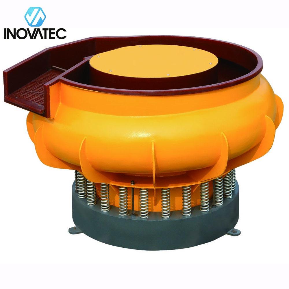Vibratory polishing machine for mass finishing Rotofinish