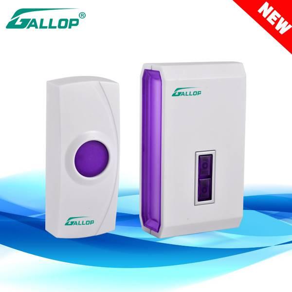 Gallop wireless doorbell JXA-DS138