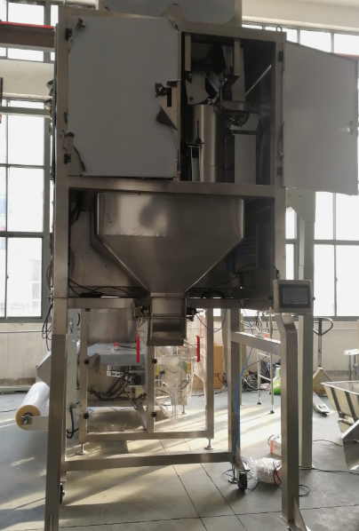 Semi auto packing machine for granule products