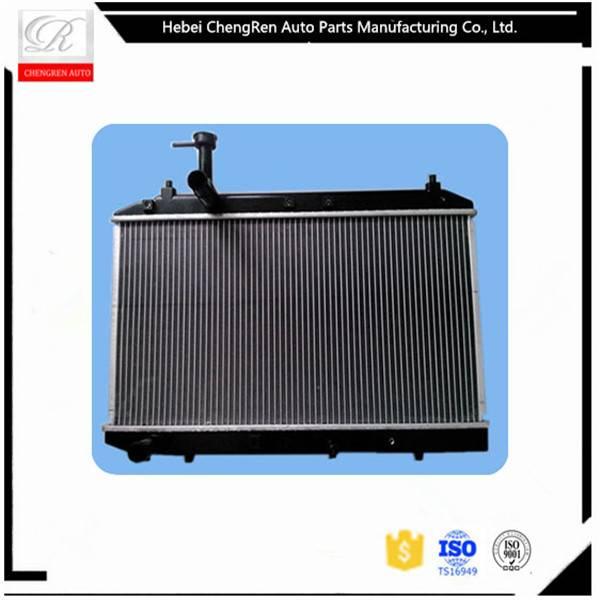 Aluminum Core Plastic Tank Auto Radiator for Geely LC