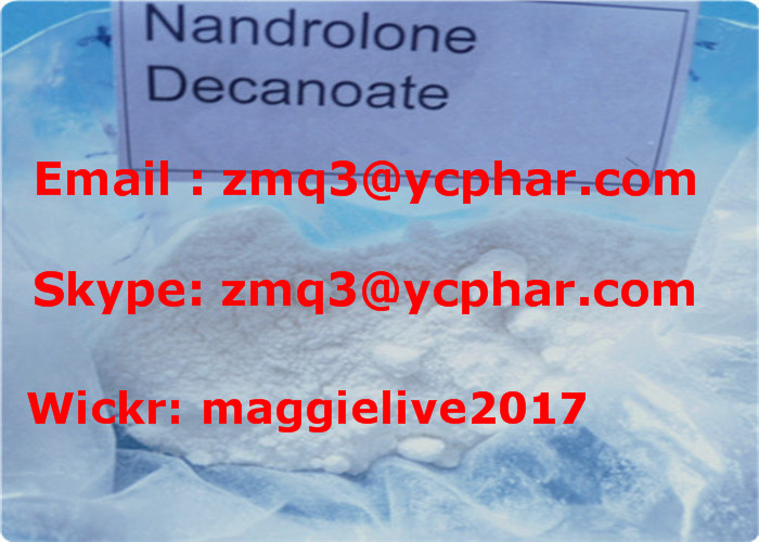 Bulking Cycle Nandrolone-Decanoate/Deca Durabolin Muscle Mass Steroid CAS: 360 70 3