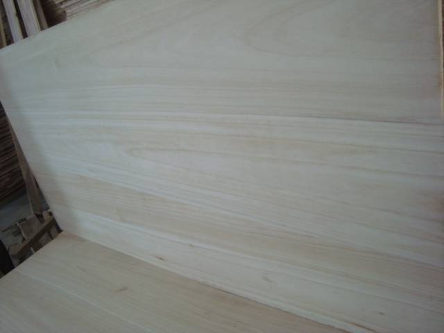 paulownia edge glued panel / paulownia planks for coffin