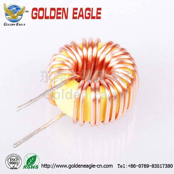 magnetic rod inductor coil in Transformer