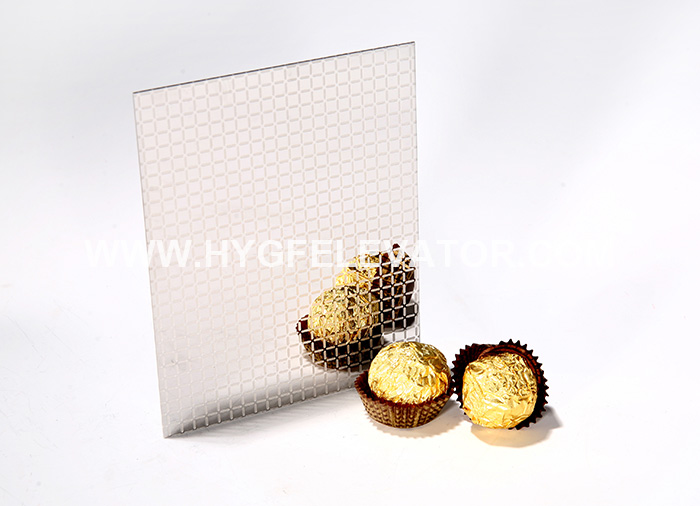 Mirror Etching Stainless Steel Decorative