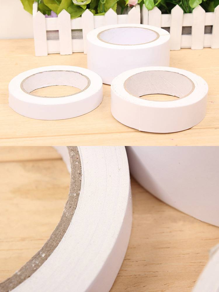 High Adhesive Strong Powder Double Sided Tape