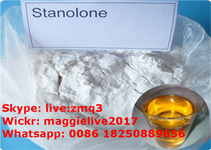 High Quality Growth White Steroids Powder Winstrol Stanozolol for Fast Muscle