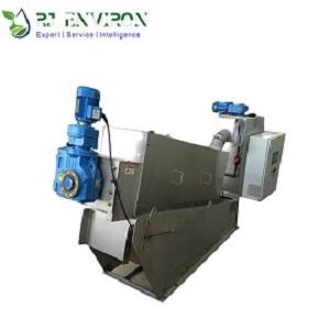 MD201 screw press