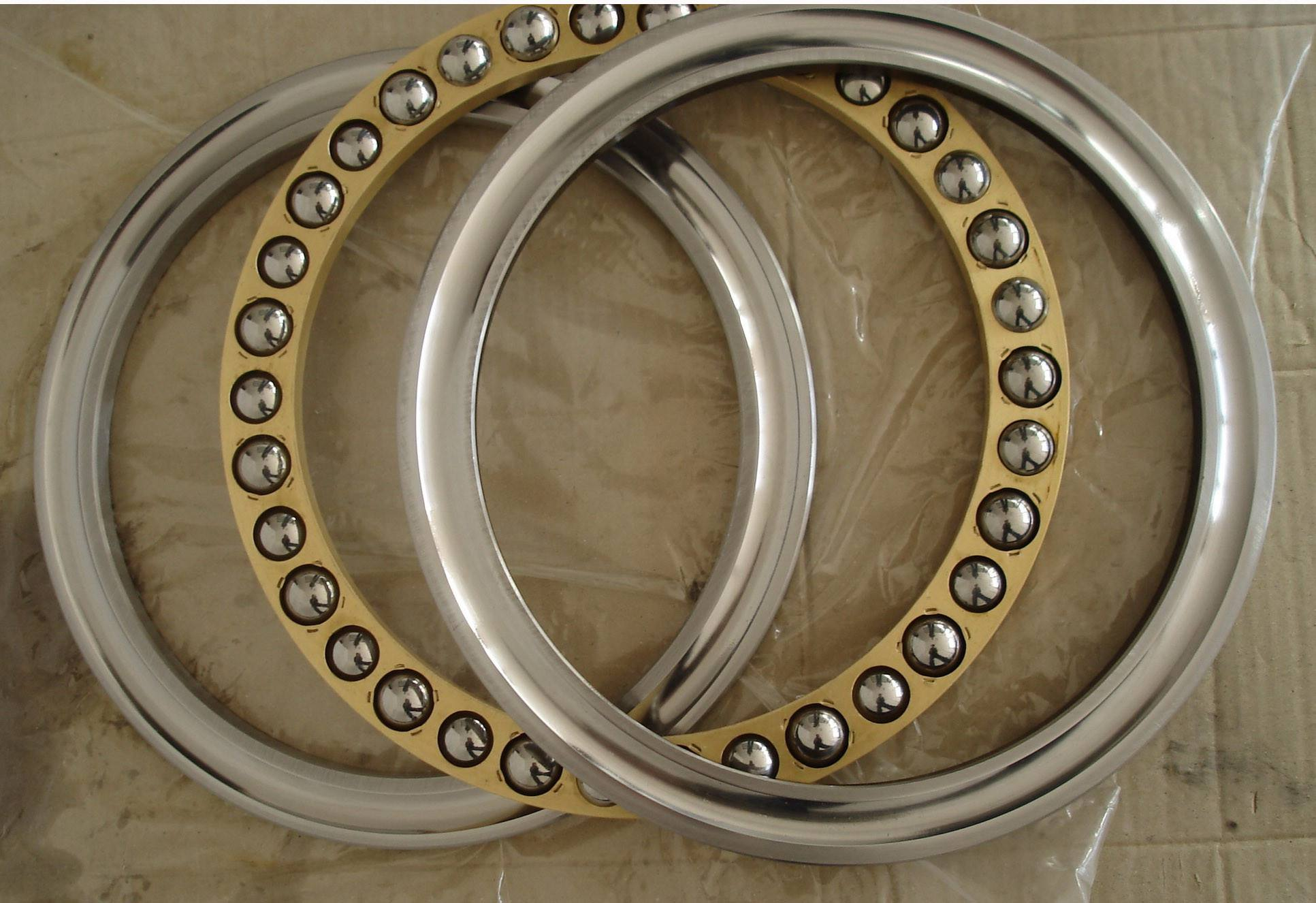 Thrust ball bearing Ready Stock