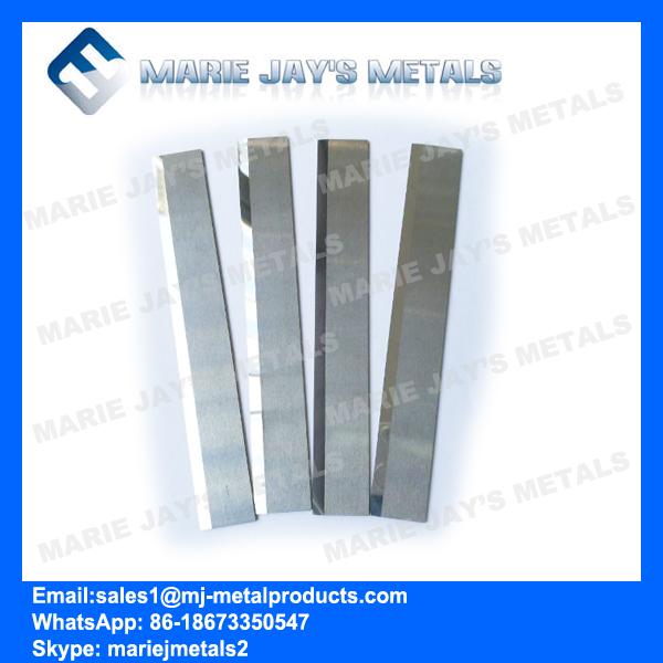 Staple fibre carbide blade