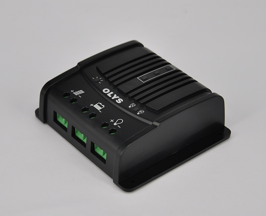 Factory direct solar controller, with USB solar charge controller