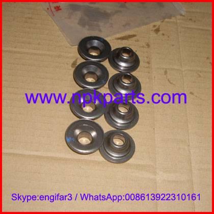 Yanmar 4TNE94 engine parts spring retainer 129795-11180