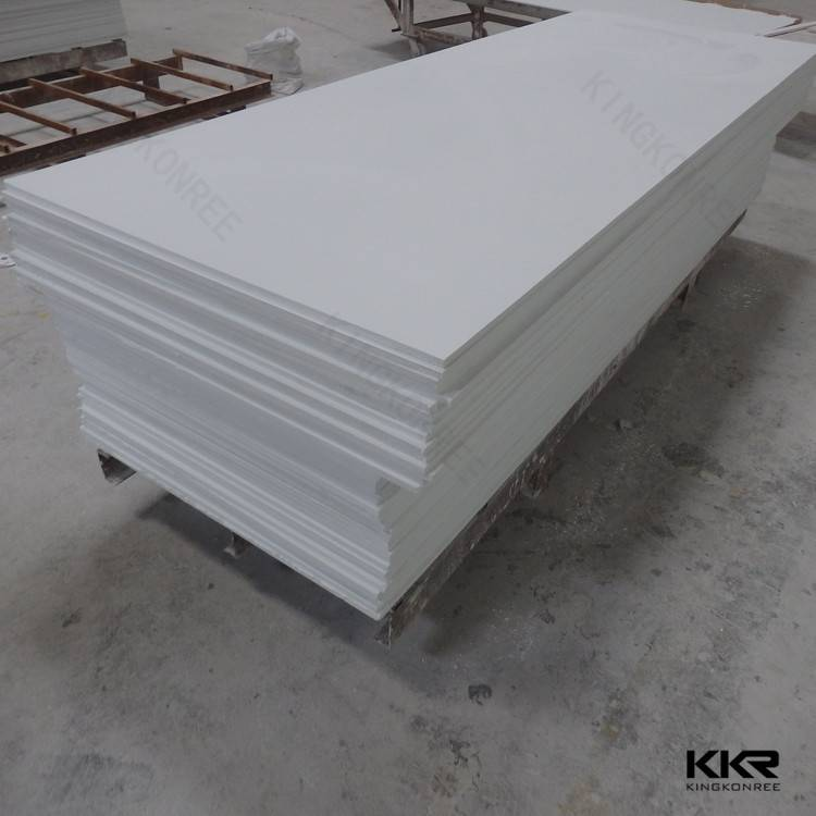 China Marble White Acrylic Solid Surface Sheet/solid surface for countertop