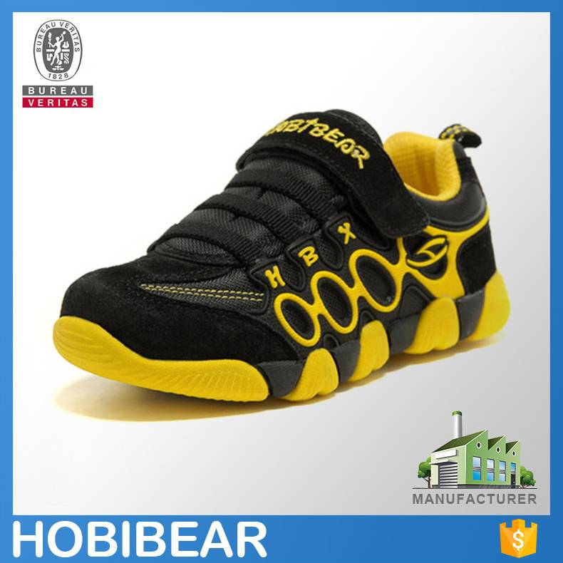 HOBIBEAR 2015 top quality children sports wholesale shoes