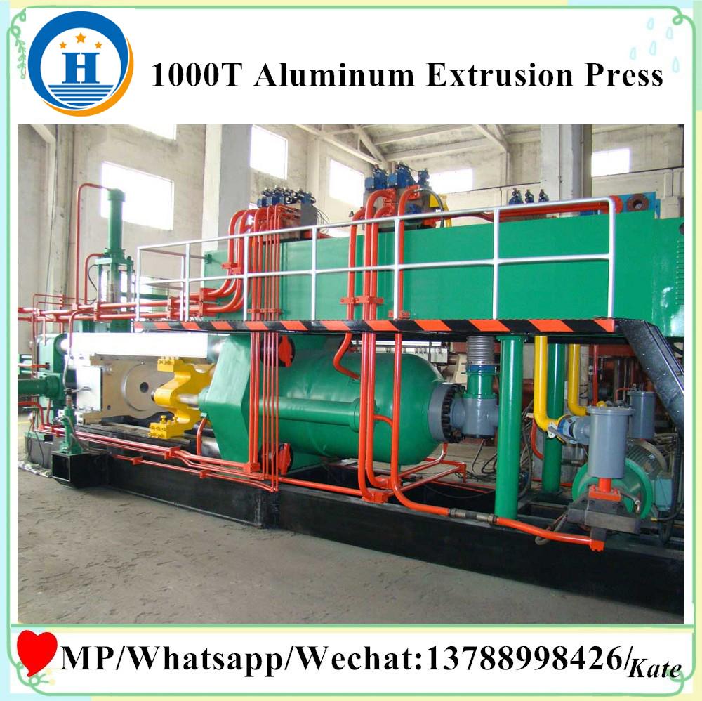 profile aluminum extrusion plant