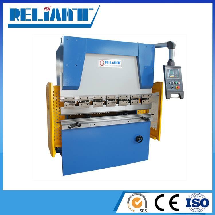 CNC Electro-Hydraulic Press Brake