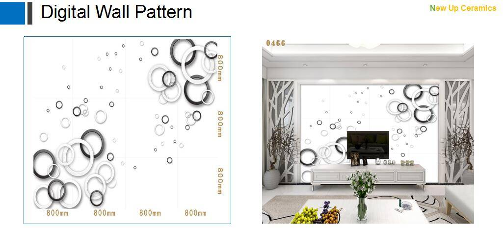 special simple design wall background decoration tiles