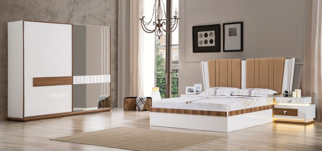 Modern High Quality 2017 New Design Bedroom Set